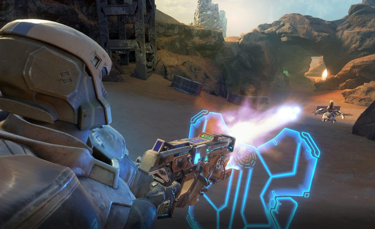 Become a VR Space Recruit in Evasion Next Week