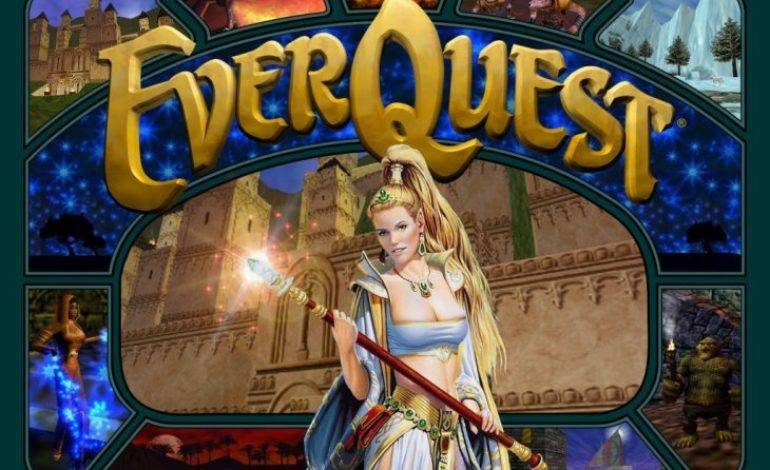 Classic MMORPG EverQuest Receiving 25th Expansion Pack