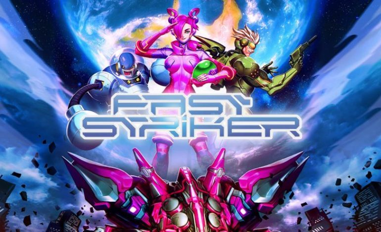 Fast Striker is Speeding its Way to PS4 and PS Vita