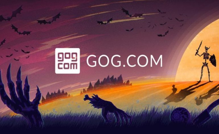 Steam and GOG Are Both Having a Special Halloween Sales Event