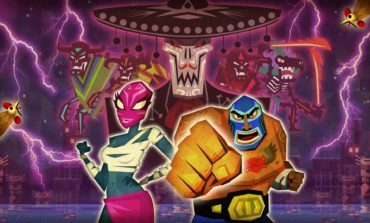 Viva la Luchador! Guacamelee is coming to Nintendo Switch