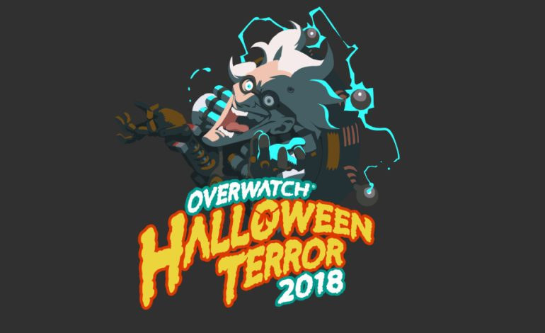 Overwatch Doesn't Seem to be Slowing Down With Revealing Halloween Cosmetics…