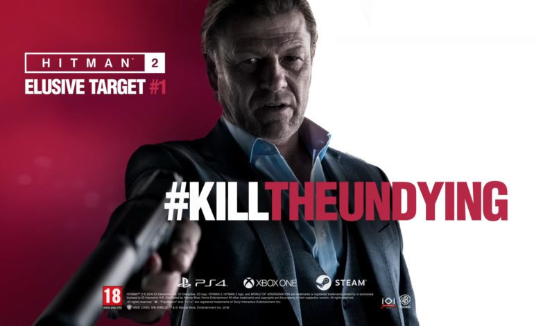 Hitman 2's First Elusive Target Revealed Starring Actor Sean Bean