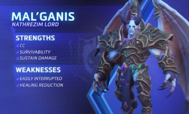 Blizzard Reveals Dreadlord Mal'Ganis as The Newest Hero in Heroes of the Storm