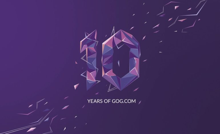 GOG Celebrates 10 Years of Good Old Games