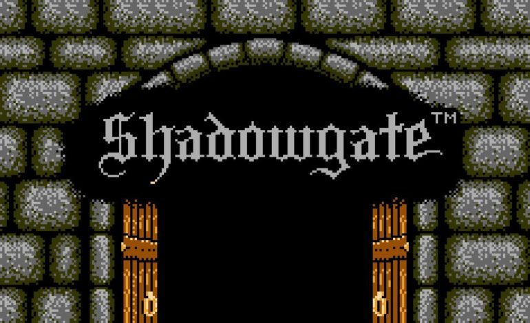Open the Castle Doors, Because Shadowgate is Coming to Console