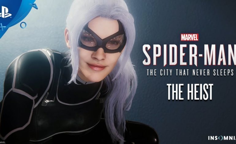 Marvel's Spider-Man: The Heist Brings in Black Cat, and Three New Spidey-Suits