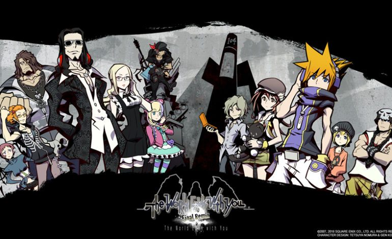 The World Ends With You: Final Remix has hit the Shelves at Last