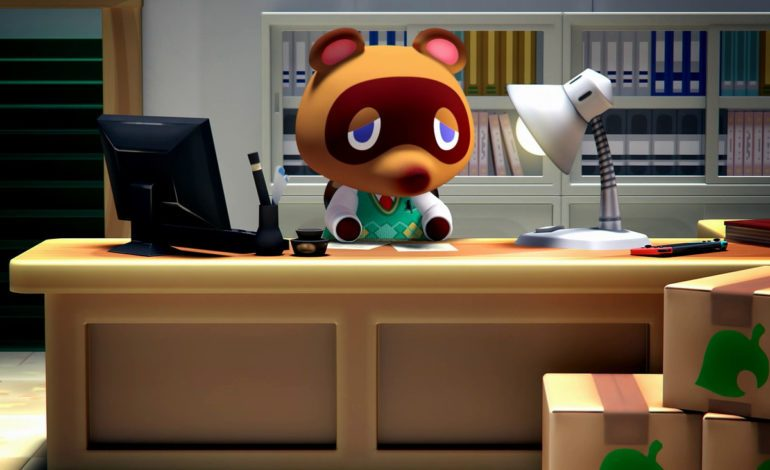 Animal Crossing Switch Might Launch Way Earlier Than Expected
