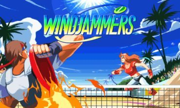 High-Speed Neo Geo Classic Windjammers Comes To The Switch