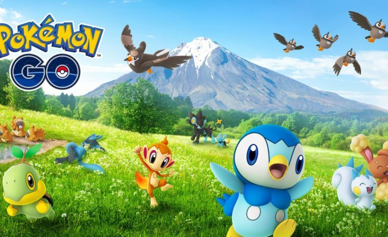 Pokemon Go Launches Generation 4's Sinnoh Region