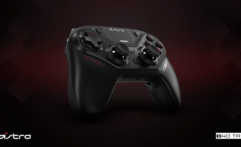 New Astro Controller Announced For PlayStation 4 & PC