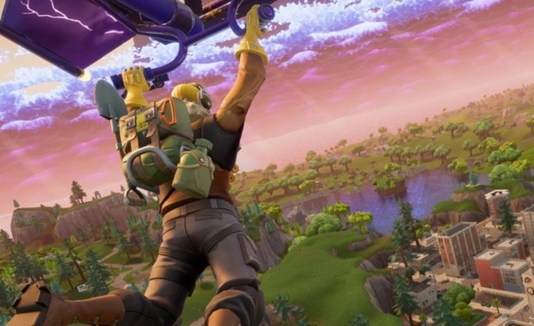 Fortnite to Remove Glider Redeploy