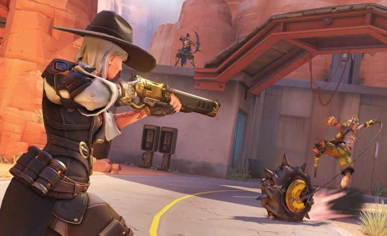 Overwatch Players Scope Out Issues with New Hero Ashe