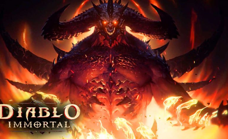 Blizzard Reveals Rumored Project as Mobile RPG Diablo Immortal