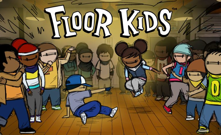 Floor Kids Drops On Ps4 And Xbox One November 27 Mxdwn Games