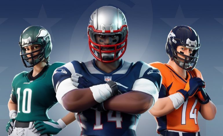 The NFL and Fortnite are Partnering Up