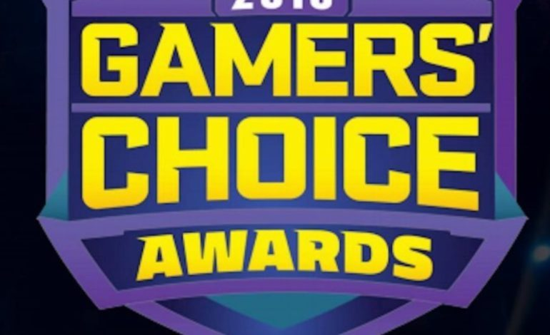 Gamers' Choice Awards Voting Now Open