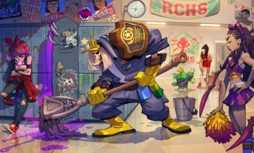 Janitor Leoric Arrives to Clean Up the Nexus in Heroes of the Storm