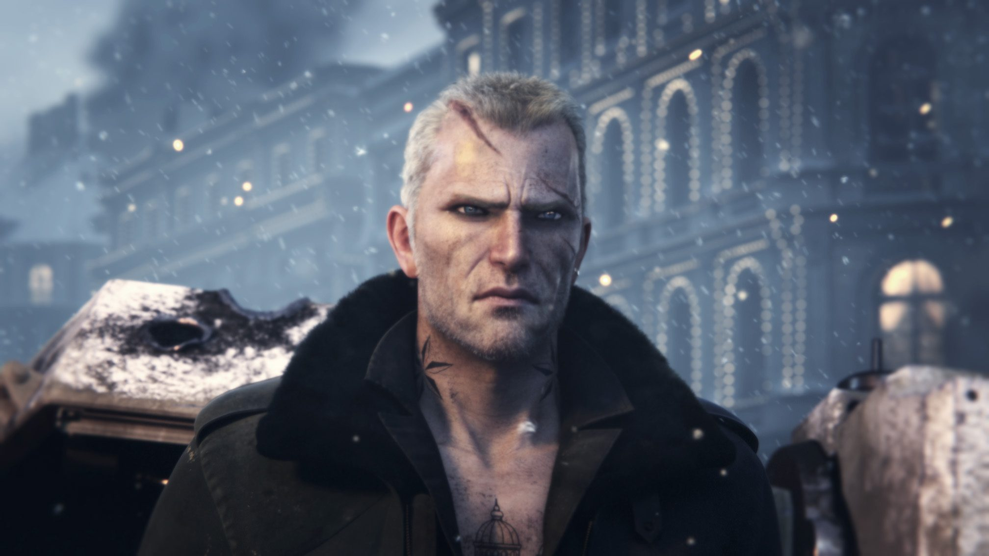 Newest Trailer For Square Enix's Left Alive