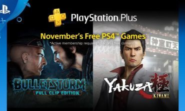 PlayStation Plus November Free Games Announced
