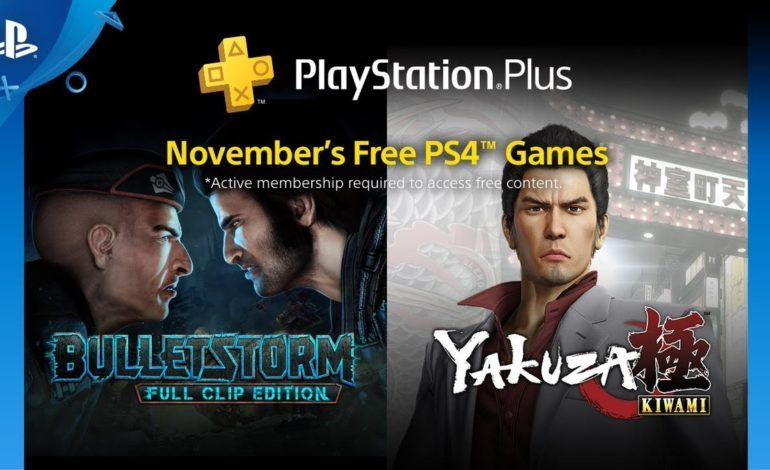 Psn November Free Games 2020.Playstation Plus November Free Games Announced Mxdwn Games