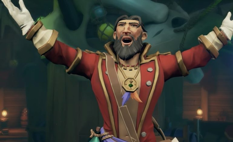 Sea of Thieves Announces The Arena at X018
