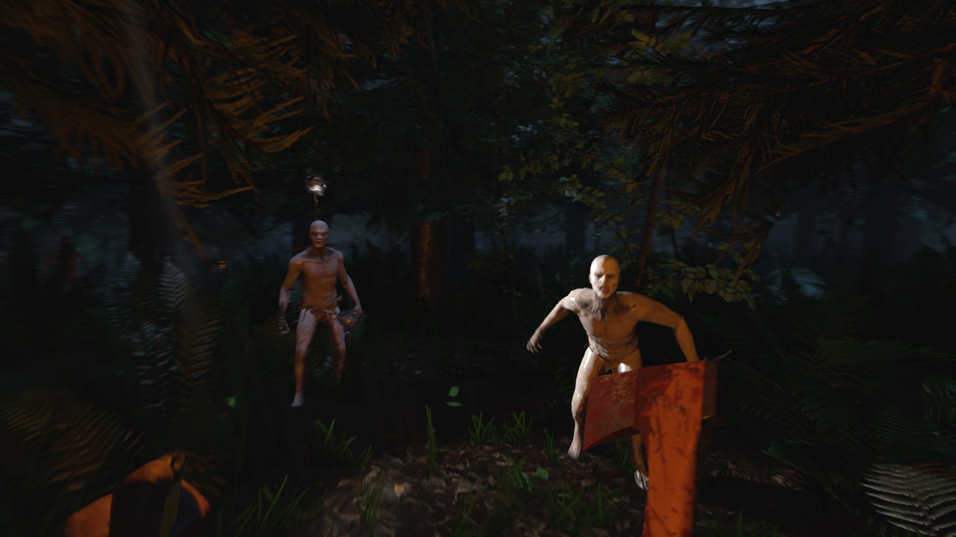 Survival Horror Game The Forest Comes To Ps4 Mxdwn Games
