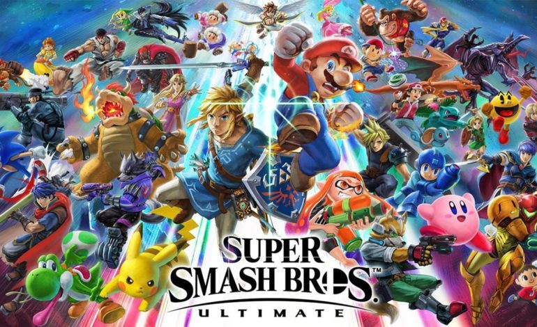 Super Smash Bros. Ultimate Full Game Leaked