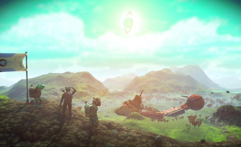 No Man's Sky Newest Update, Visions, Now Live