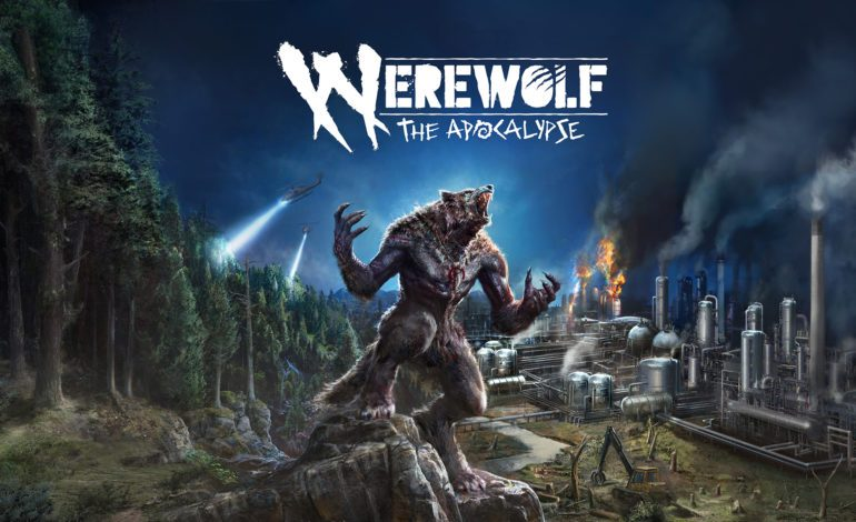 Werewolf: The Apocalypse Changes Publisher; Releasing in 2020