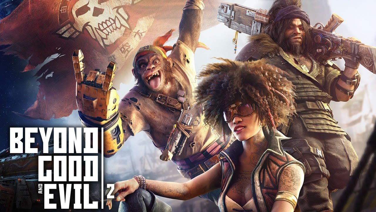 Ubisoft Teases New Beyond Good and Evil 2 Footage in December
