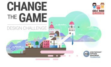 Change the Game Design Challenge Finalists Announced