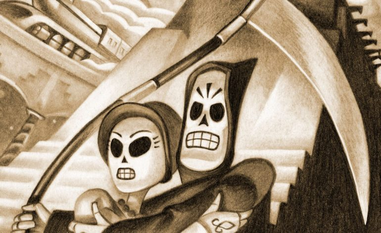 Grim Fandango Remastered Arrives On The Nintendo Switch