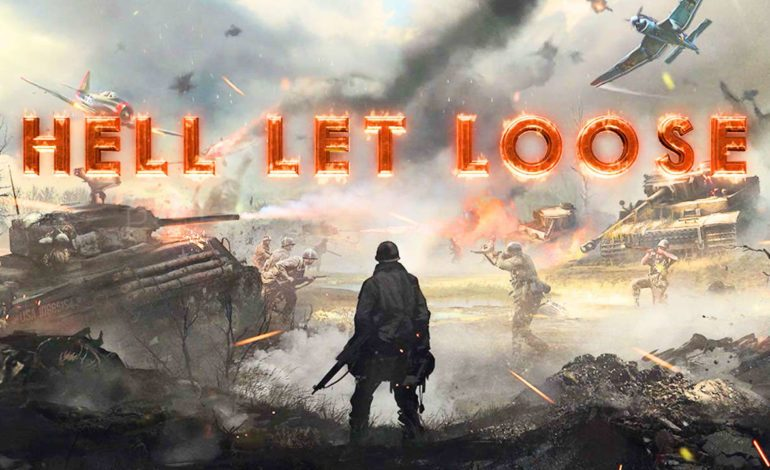 Hell Let Loose is a Brutally Realistic 50v50 WW2 Shooter