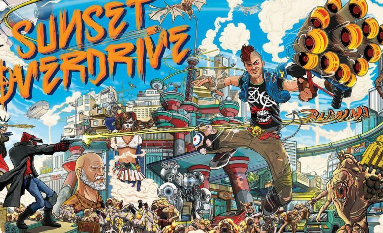 Sunset Overdrive May Be Coming To PC