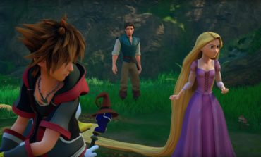 Kingdom Heart III's New Trailer Shows off Tangled's World: Kingdom of Corona