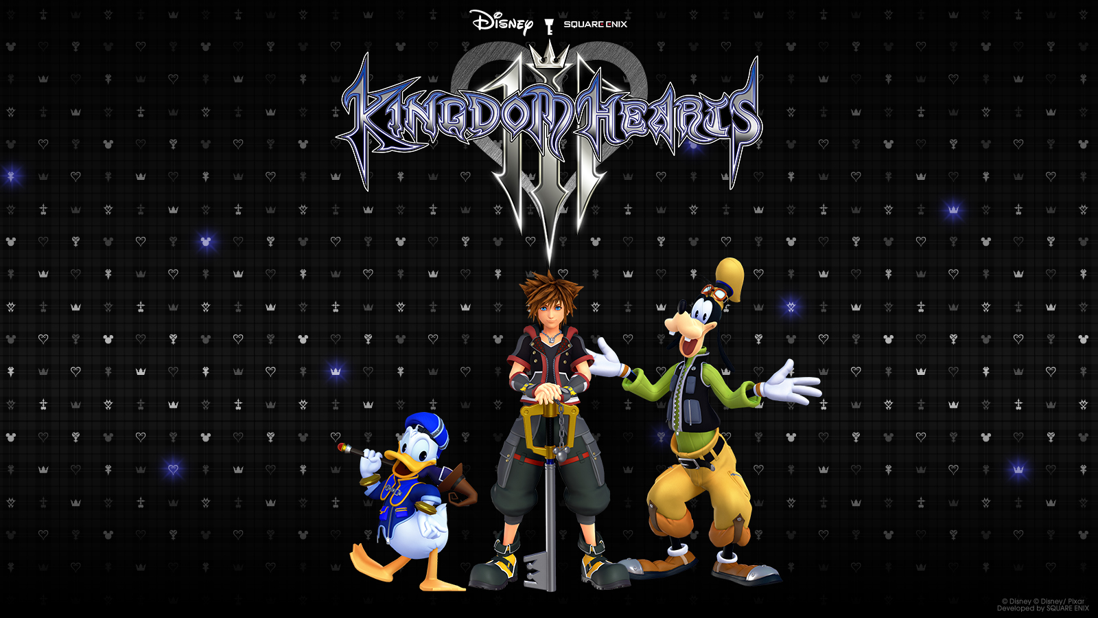 Game Director Tetsuya Nomura Confirms Development On Kingdom Hearts III Is Complete; New Trailer Released