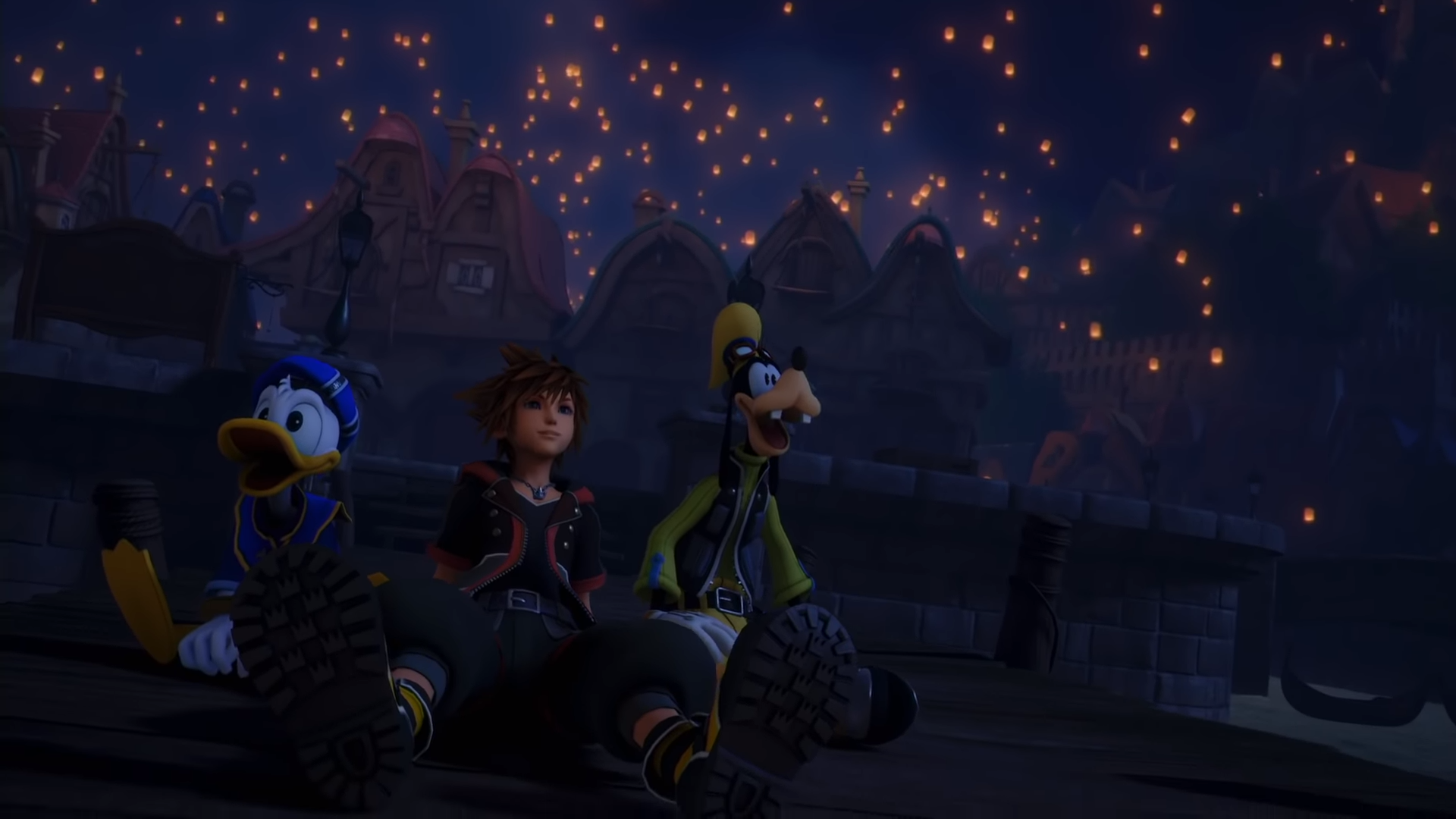 New Kingdom Hearts 3 Trailer Shown Off At X018 Mxdwn Games