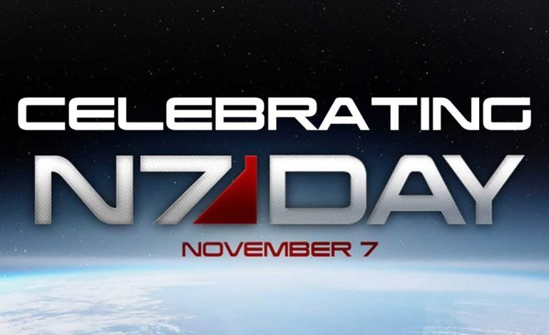 Bioware Celebrates N7 Day with a Look Back at Mass Effect