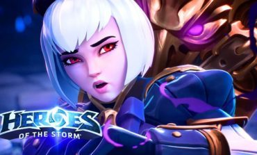 Orphea, Heir of Raven Court, is the First Original Character to join Heroes of the Storm