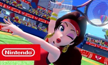 Luma, Boom Boom, and Pauline added to the line up on Mario Tennis Aces