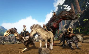 Ark: Survival Evolved Released On the Switch