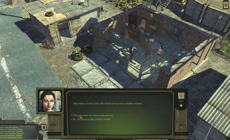 Post-Apocalyptic ATOM RPG Leaves Early Access