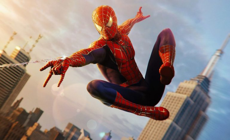 New Patch Brings The Sam Rami Suit Into Marvel's Spider-Man