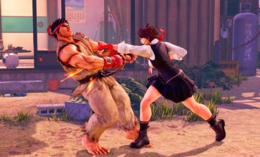 In Game Ads Are Coming to Street Fighter V