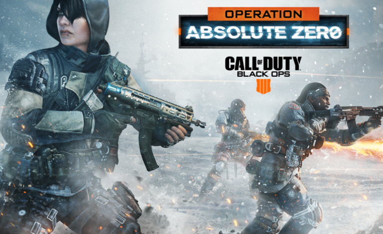 Call of Duty: Black Ops 4's Operation Absolute Zero is the Biggest Update Yet