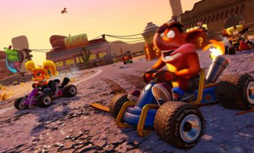 Crash Team Racing Nitro-Fueled Revealed at The Game Awards 2018, Launches June 2019