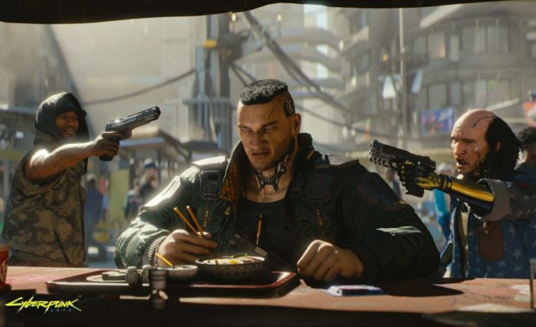 Cyberpunk 2077 Will Not Be At The Game Awards