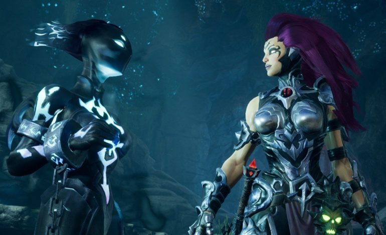 "New Darksiders III Patch Adds ""Classic"" Combat Option"